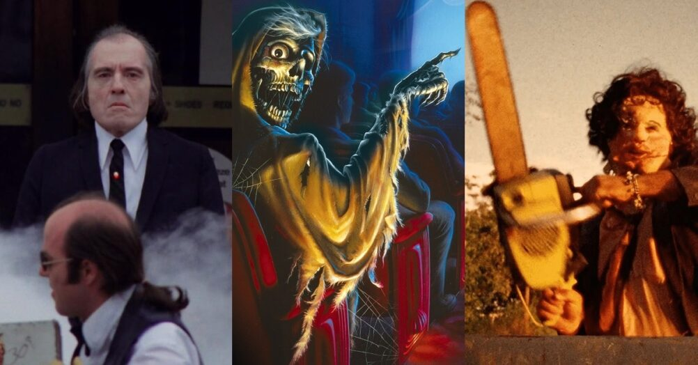Arrow up in tha Head has compiled a list of a shitload of tha Best Horror Pornos on Tubi Right Now! Texas Chainsaw Massacre, Phantasm, & more!