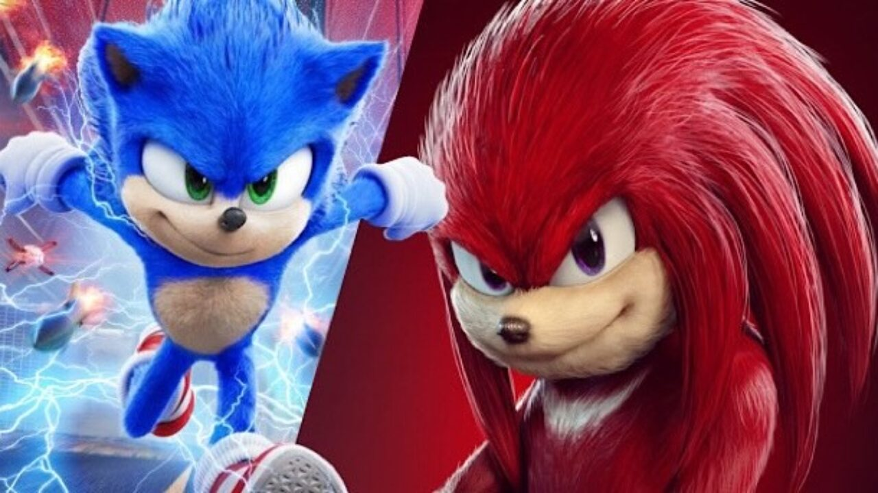 Sonic The Hedgehog 20 Knuckles revealed on sequel film set