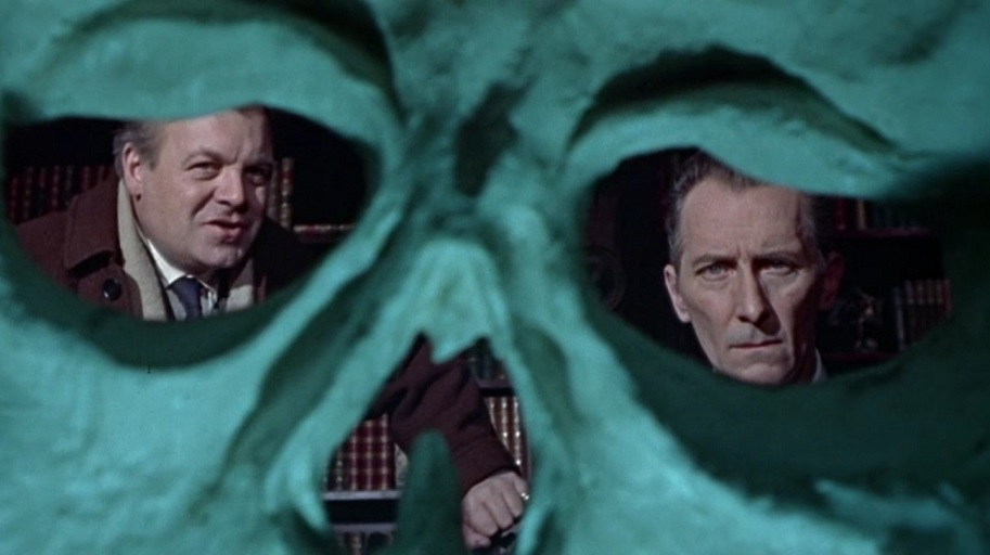 The Skull Peter Cushing Freddie Francis
