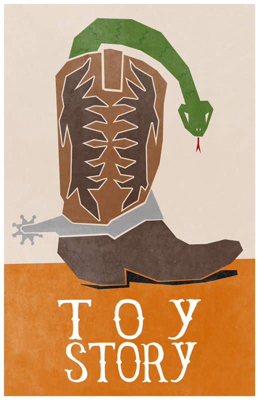 Toy Story - Movie Posters