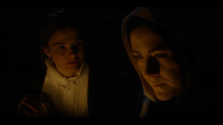 The Last Thing Mary Saw Edoardo Vitaletti Stefanie Scott Isabelle Fuhrman