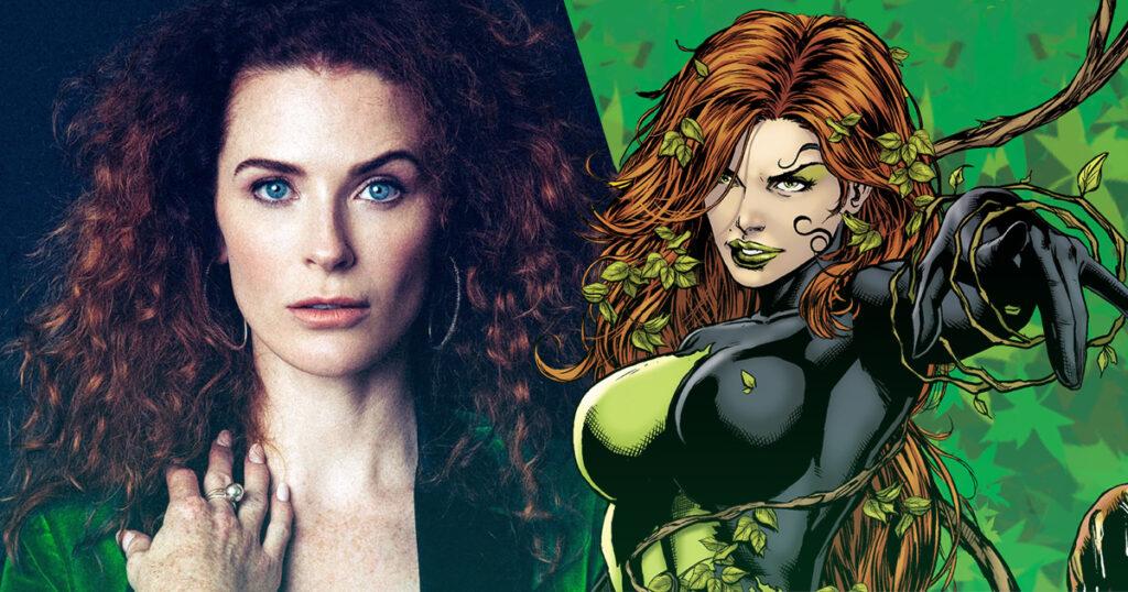 Batwoman season 4 Poison Ivy