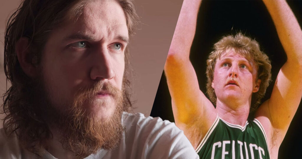 Bo Burnham will no longer star as Larry Bird in HBO's LA Lakers series and will be replaced by Sean Patrick Small