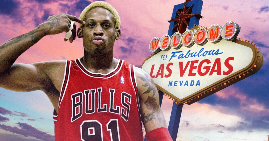 Dennis Rodman movie 48 Hours in Vegas