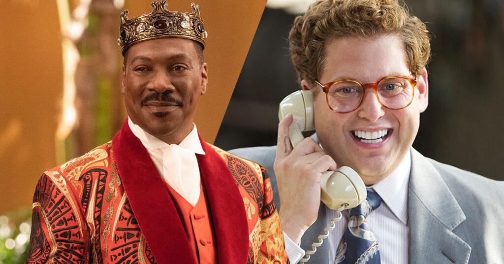 Eddie Murphy to star opposite Jonah Hill in Kenya Barris' next comedy film
