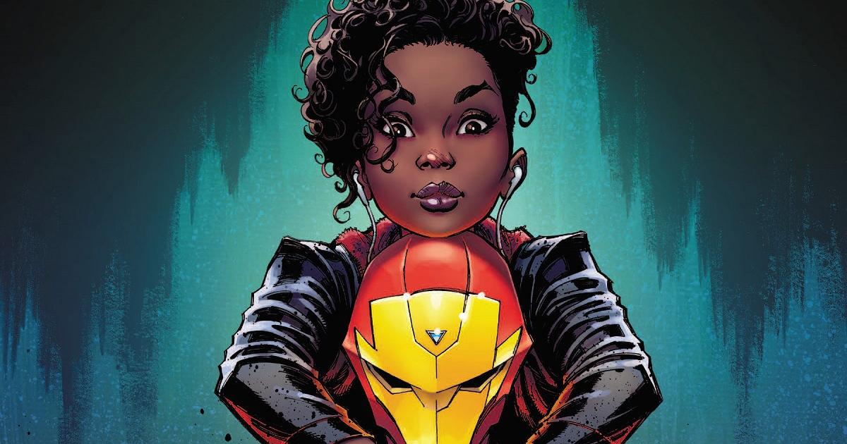 Black Panther: Wakanda Forever Riri Williams