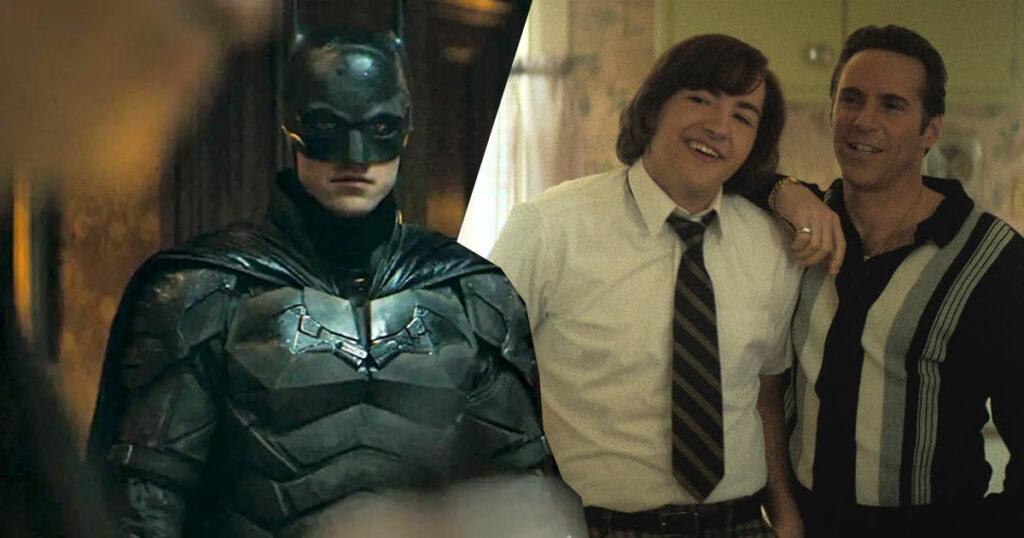 the batman Cinemacon footage
