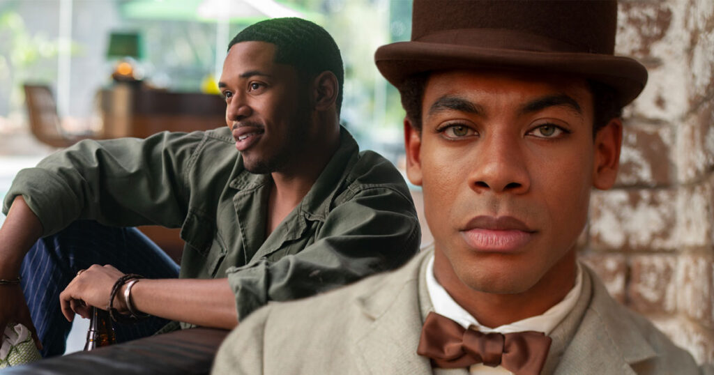 Disney's The Lion King prequel casts Kelvin Harrison Jr. and Aaron Pierre as Mufasa and Scar