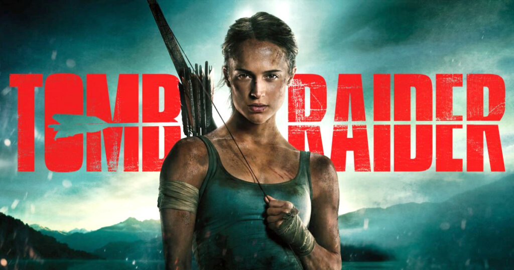 Tomb Raider 2 update Alicia Vikander