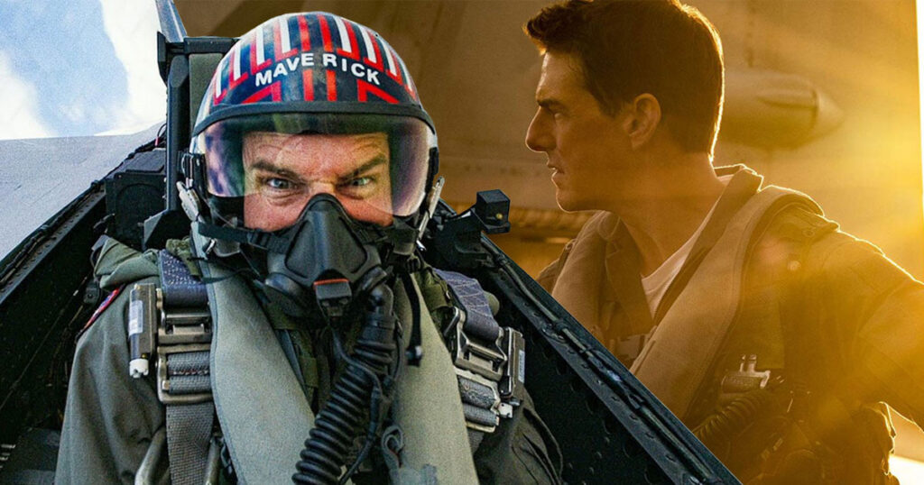 New footage for Top Gun: Maverick debuts at CinemaCon