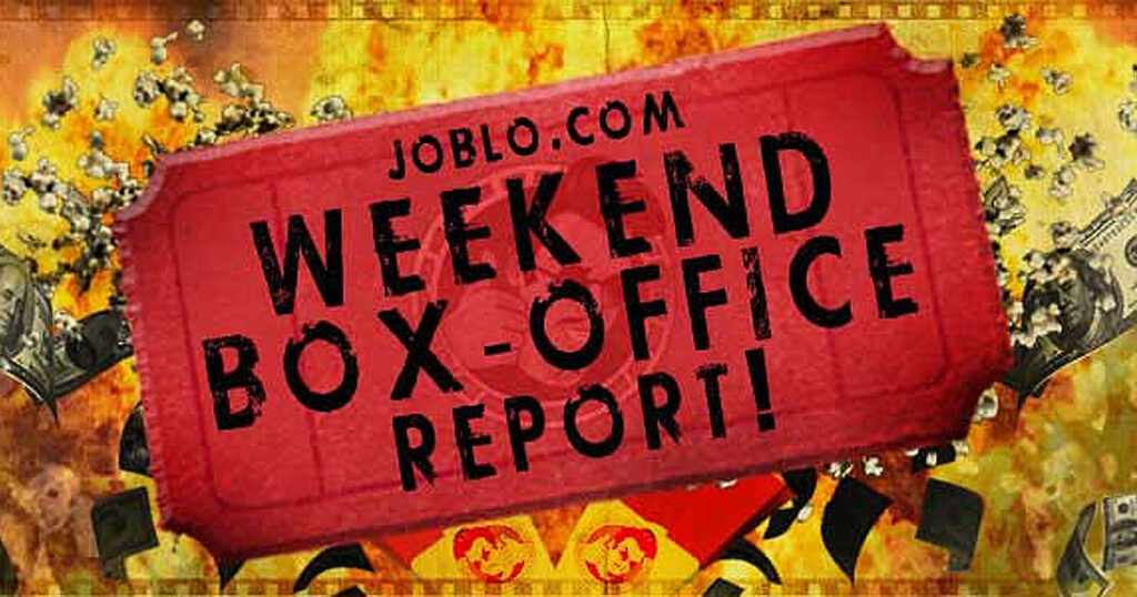 weekend box office Entertainment