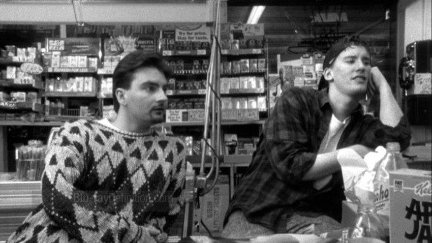 Kevin Smith movies ranked- clerks