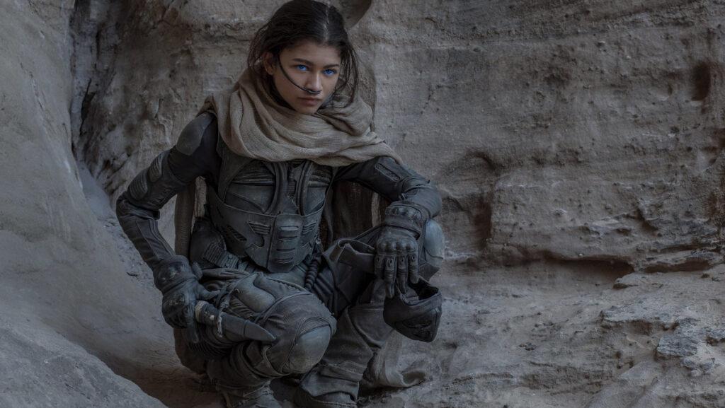 Dune Chani Zendaya Featured Entertainment