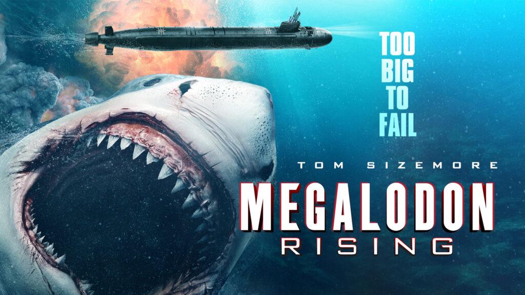 Megalodon Rising Tom Sizemore The Asylum