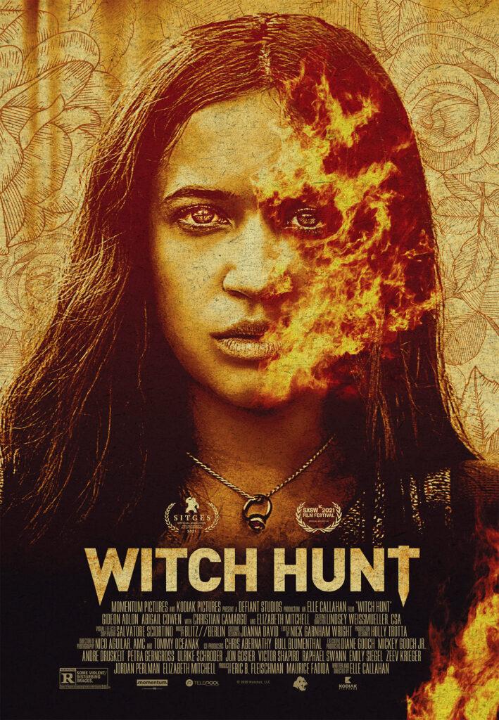 Witch Hunt Gideon Adlon Elle Callahan