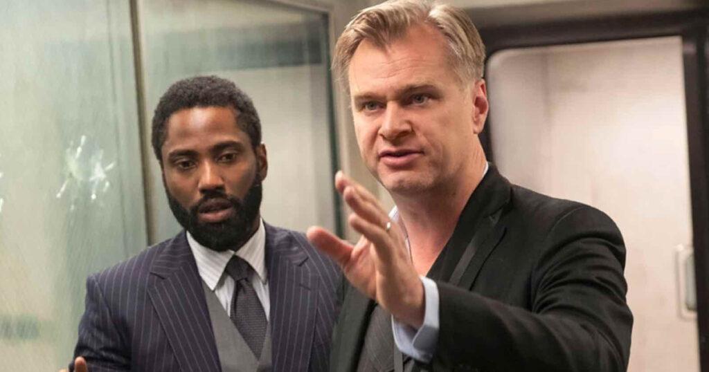 Christopher Nolan's next movie