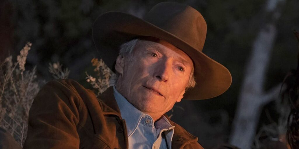 cry macho clint eastwood hbo max 51 percent behind the little things 1 Entertainment