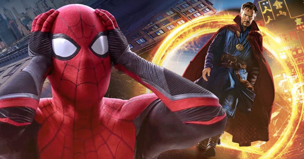 Doctor Strange 2 Spider-Man