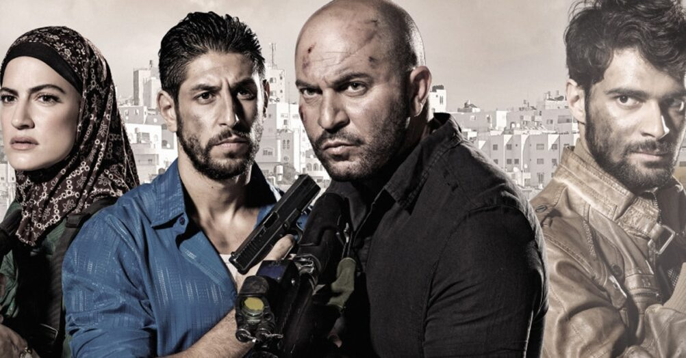 Our Boys co-creator and Fauda writer Noah Stollman has created The Malevolent Bride, about demon hunters in Jerusalem. Coming to A+E