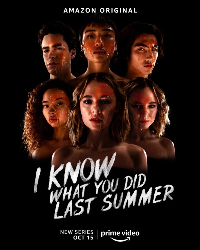 i know what you did last summer amazon poster Entertainment