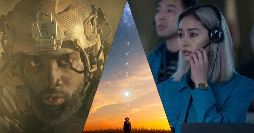The full trailer for AppleTV+'s Invasion is here!