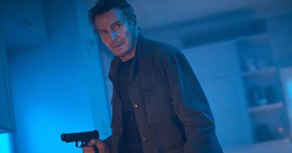 blacklight Liam Neeson action thriller
