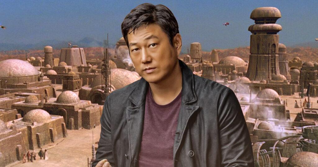 Obi-Wan Kenobi series Sung Kang Star Wars