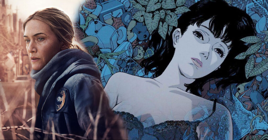 Perfect Blue and Mare of Easttown hit Blu-ray shelves this week.