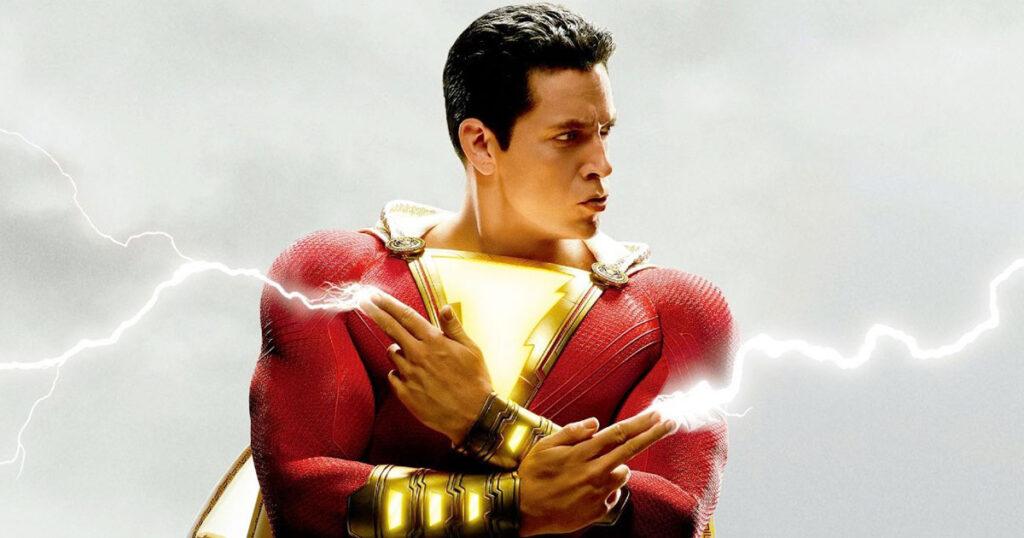 Shazam! Fury of the Gods production update