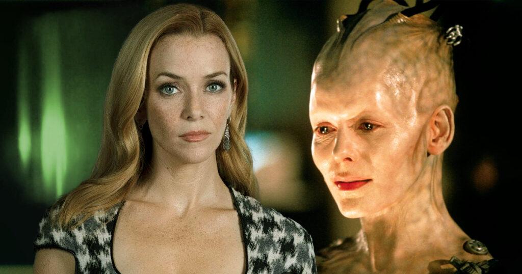 Star Trek: Picard season 2 Borg Queen