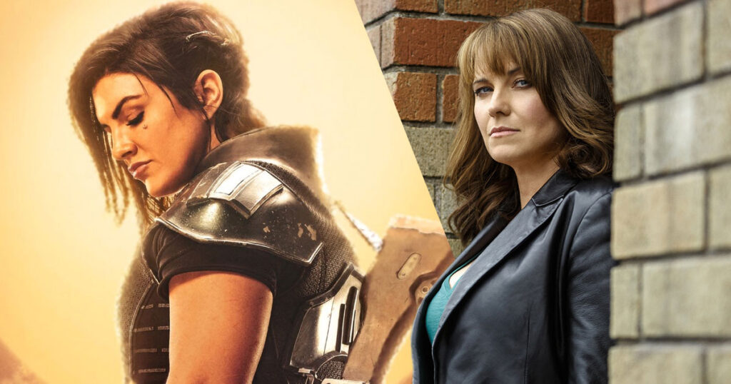 Lucy Lawless says The Mandalorian rumors hurt her chances at joining the Star Wars Universe