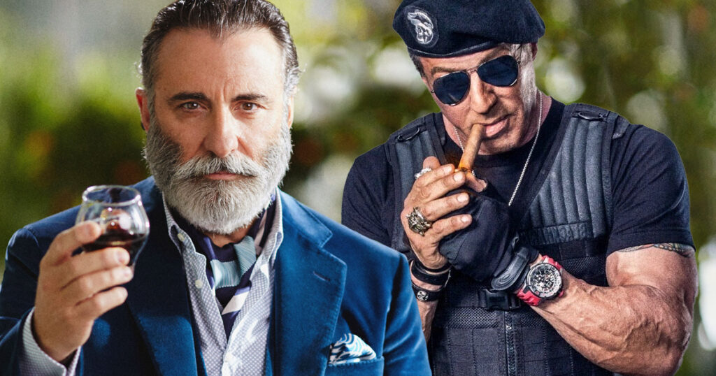 The Expendables 4 Andy Garcia