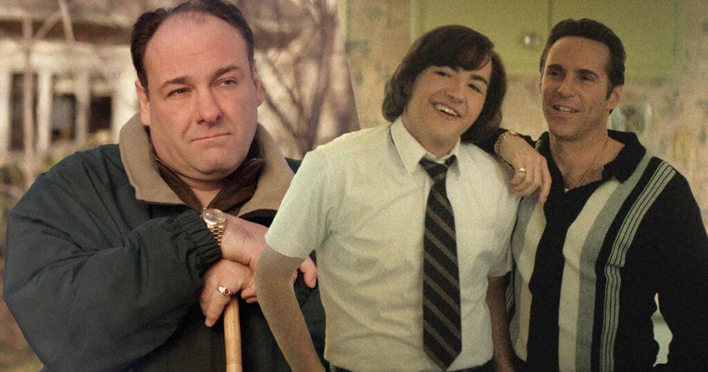 The Many Saints of Newark The Sopranos prequel