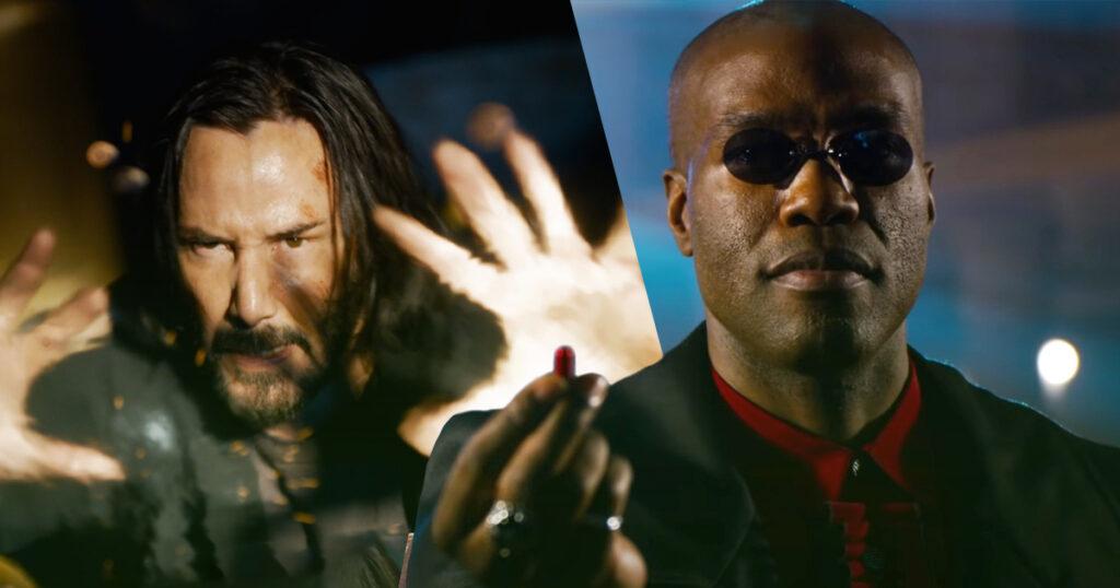 The Matrix 4 Morpheus