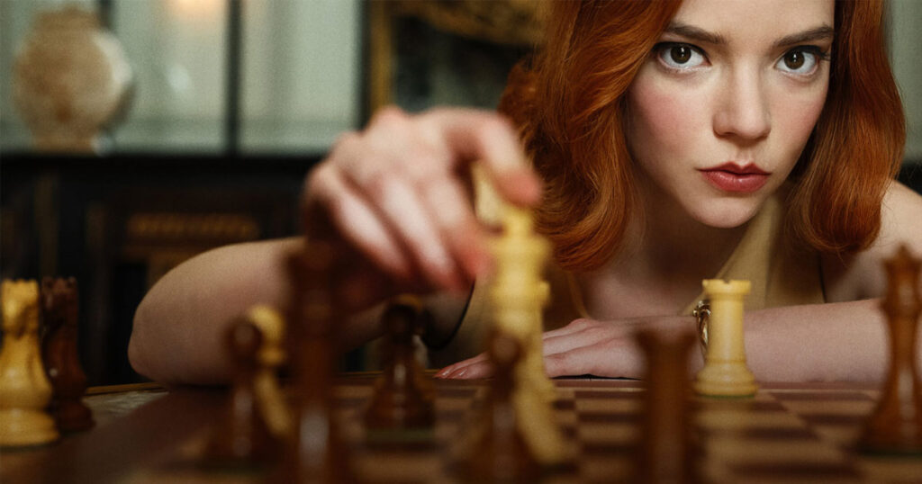 Chess icon Nona Gaprindashvili is suing Netflix for The Queen's Gambit dialogue.