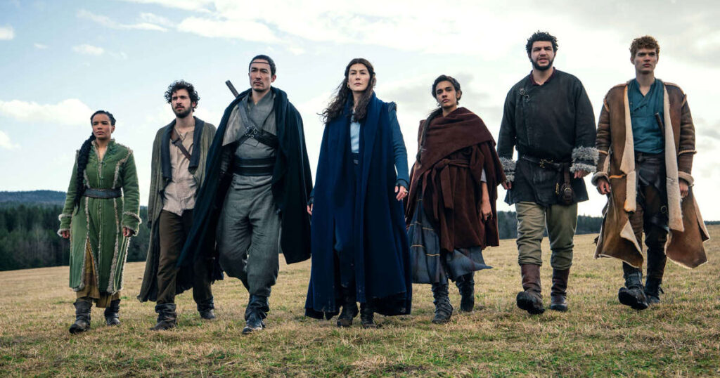 Amazon Prime's The Wheel of TIme gets an epic trailer
