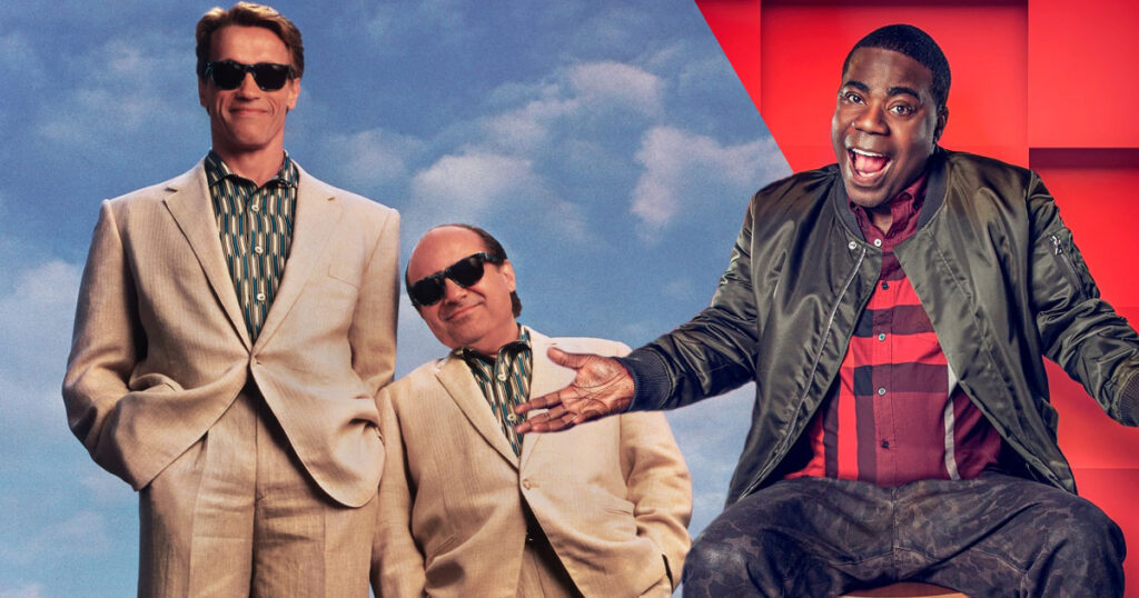 Tracy Morgan joins the cast of Triplets.