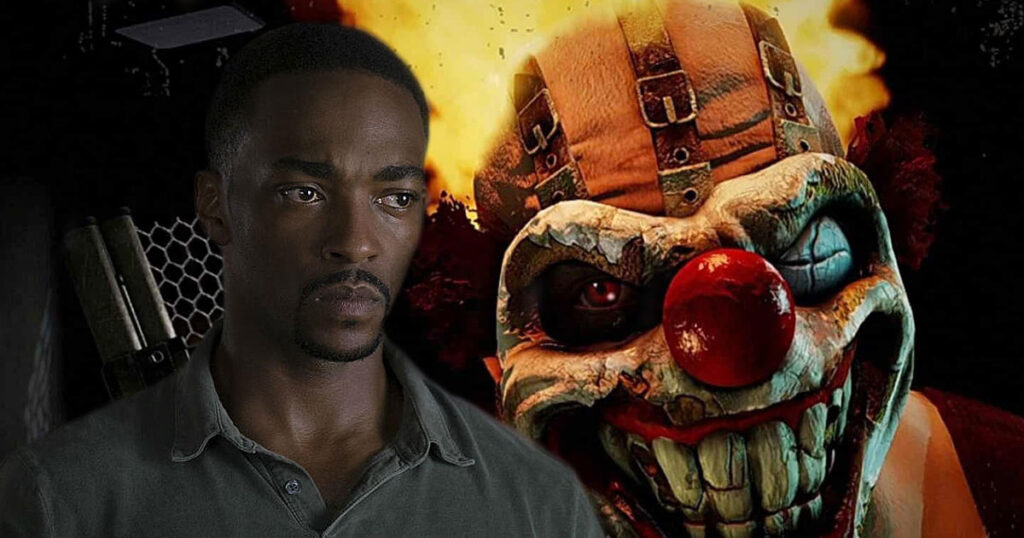 Anthony Mackie joins the cast of Sony's Twisted Metal