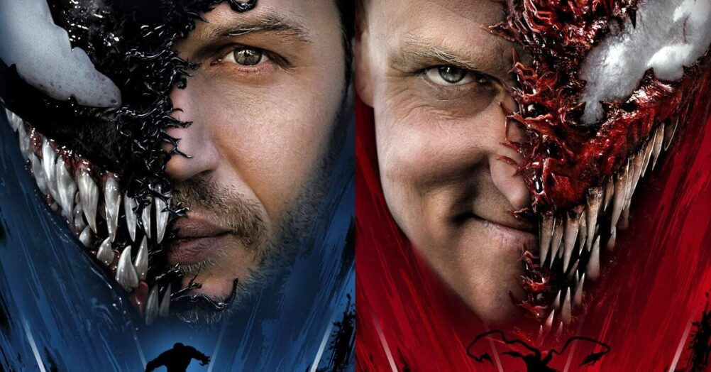 The Carnage symbiote saves serial killer Cletus Kasady (Woody Harrelson) from execution in the latest clip from Venom: Let There Be Carnage.