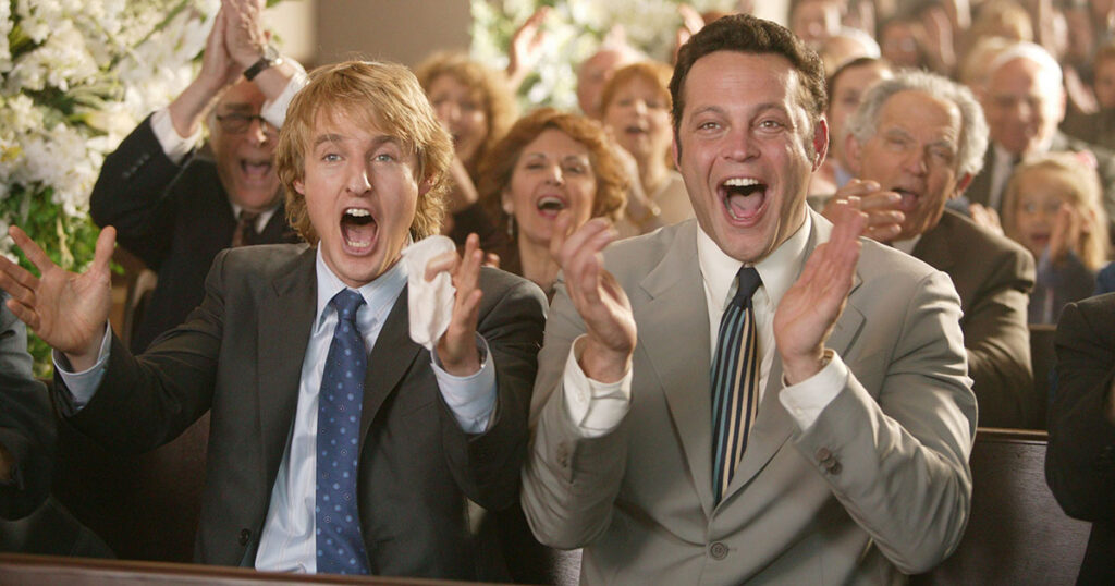 Wedding Crashers 2 is reportedly being delayed