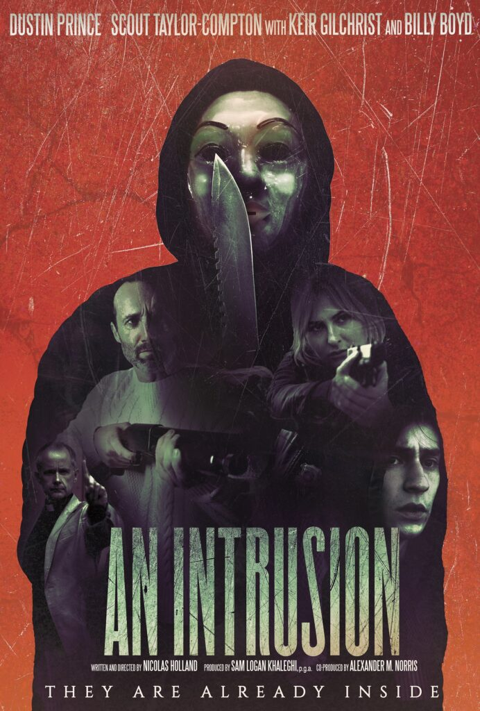 An Intrusion Scout Taylor-Compton poster