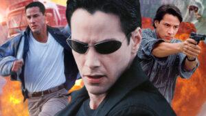 Keanu Reeves top 10 movies