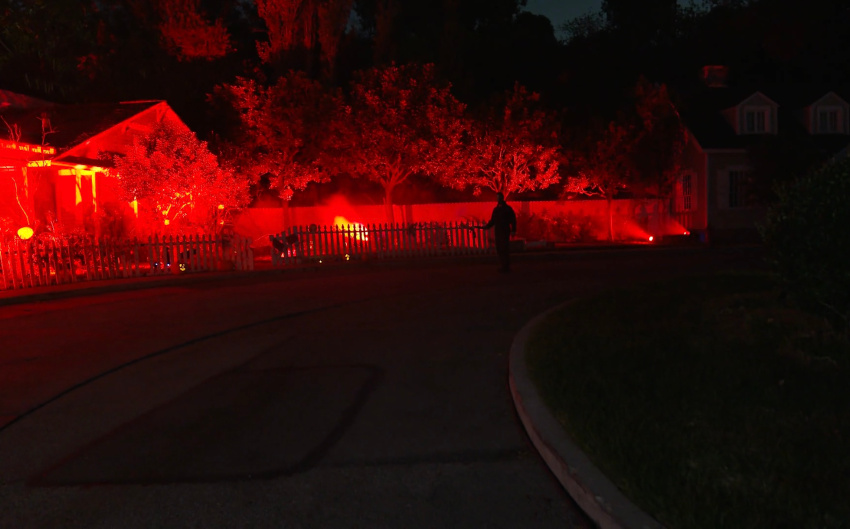 Halloween kills Universal Studios Backlot