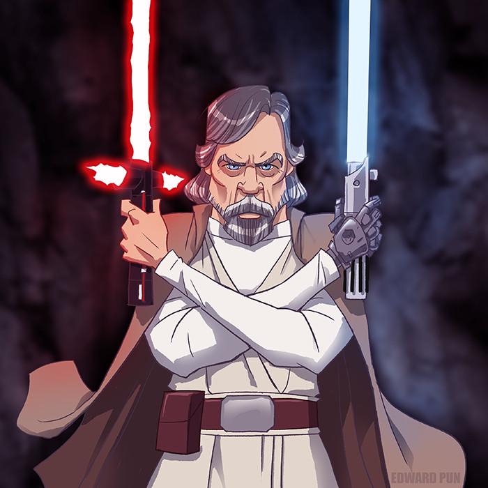 Luke Skywalker 011 Entertainment
