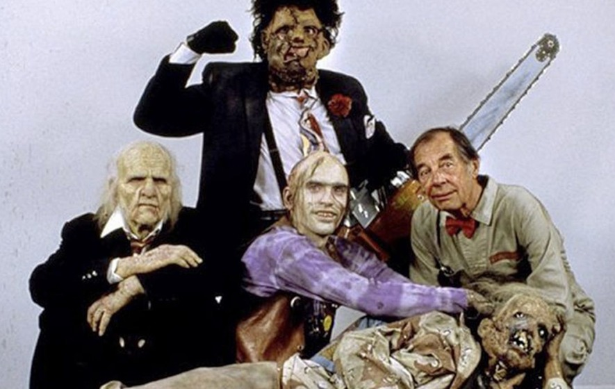 The Texas Chainsaw Massacre 2 Best Horror Movies on Peacock