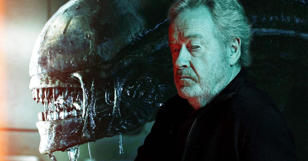 Alien TV series, Ridley Scott