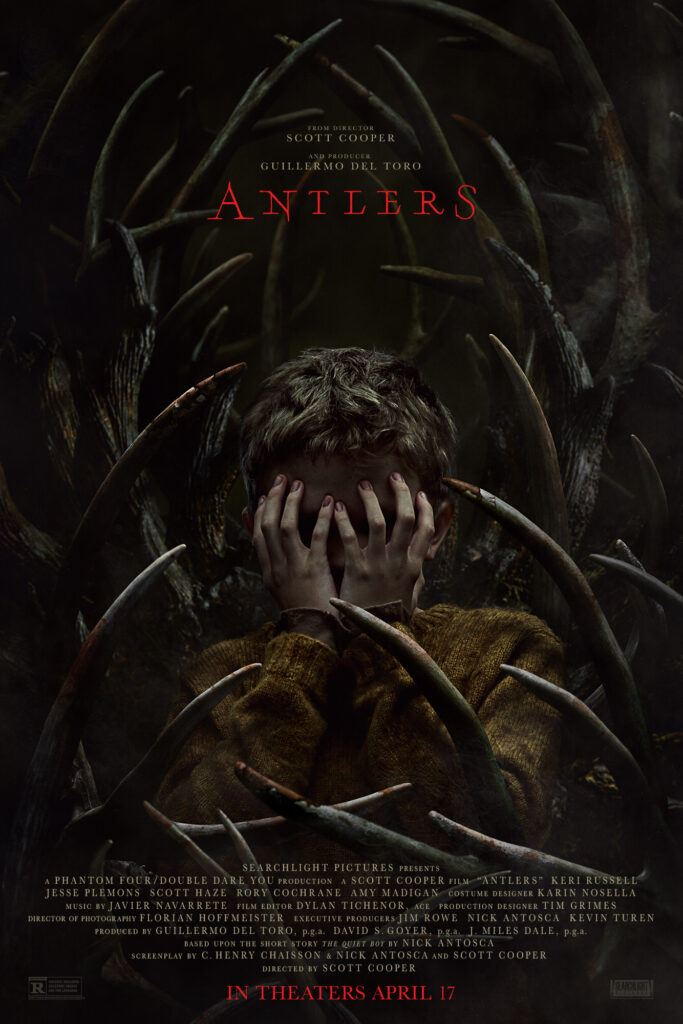 antlers movie poster review Entertainment