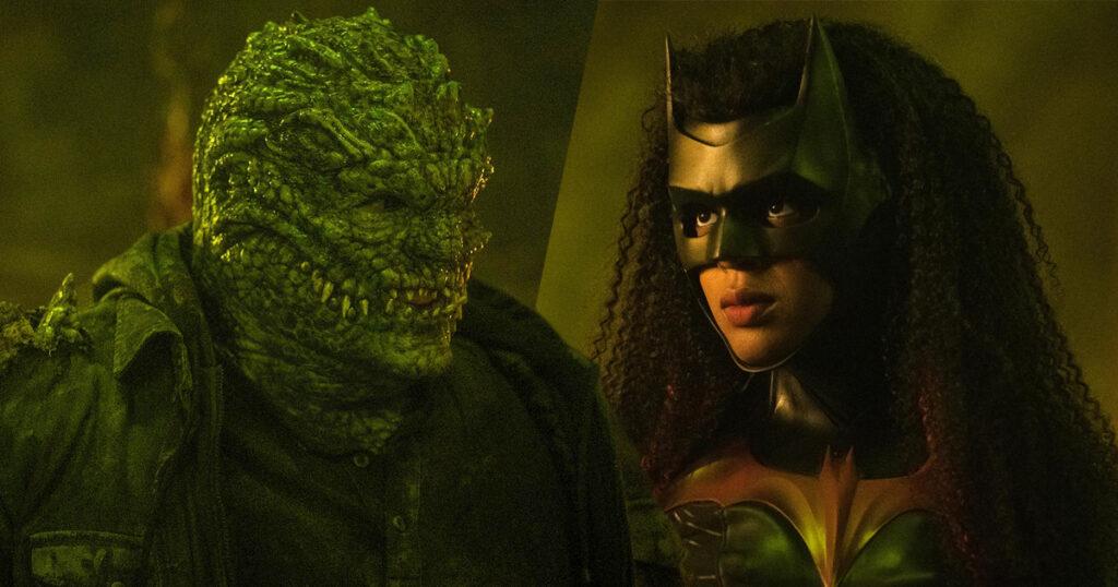 Batwoman, Season 3, The CW, Killer Croc