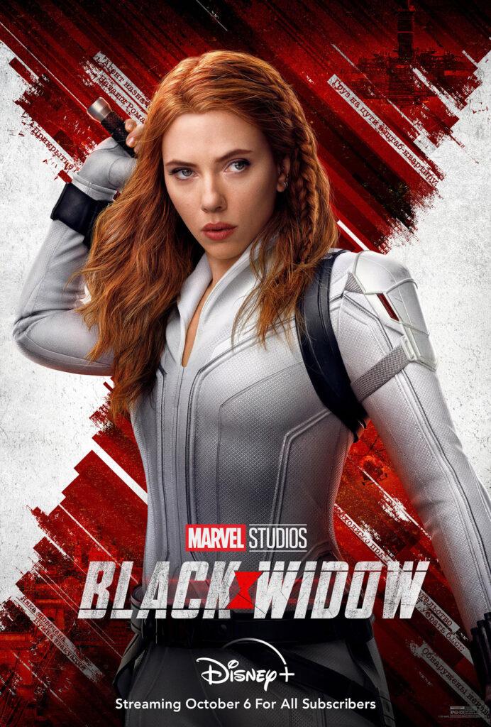 Black Widow, Scarlett Johansson, Marvel Studios, Disney+, streaming
