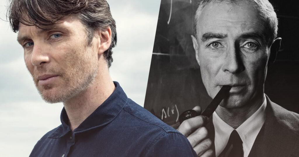 Christopher Nolan, Cillian Murphy, Robert Oppenheimer